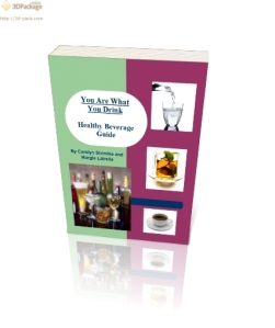 You Are What You Drink Ebook Cover